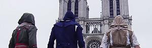 Assassin's Creed Unity : présentation en vidéo de la ville de Paris