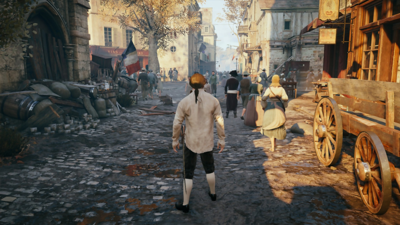 Assassin's Creed Unity : 69 images in-game de la version PS4