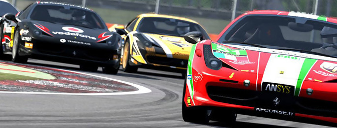 Test Assetto Corsa sur PC