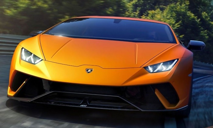 assetto corsa un trailer avec la lamborghini huracan performante. Black Bedroom Furniture Sets. Home Design Ideas