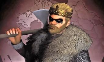 A Total War Saga Thrones of Britannia : un trailer avec les Vikings