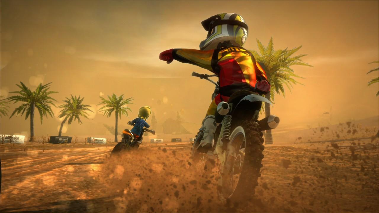 لعبة سباق الدراجات المذهلة Motocross
