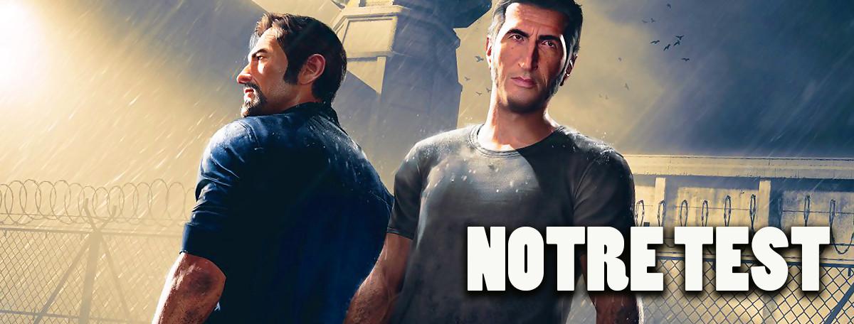 Test A Way Out : le jeu vidéo qui réinvente la coopération ?