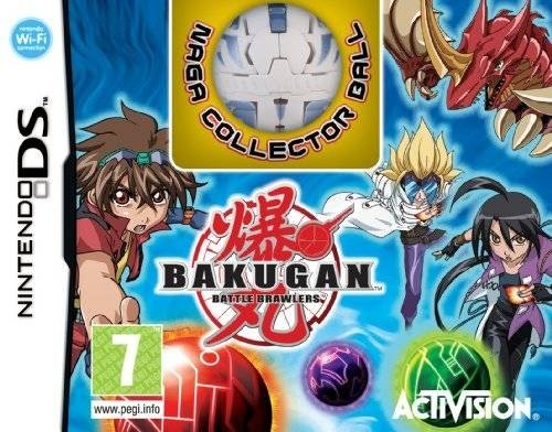 Bakugan Official Handbook Scholastic Tracey West