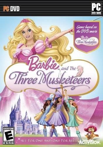 Jaquettes barbie et les trois mousquetaires - Barbie les trois mousquetaires ...