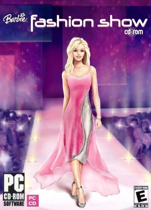 Jaquettes Barbie Fashion Show