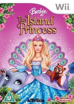 Voir toutes les images de Barbie Princesse de l'Île Merveilleuse