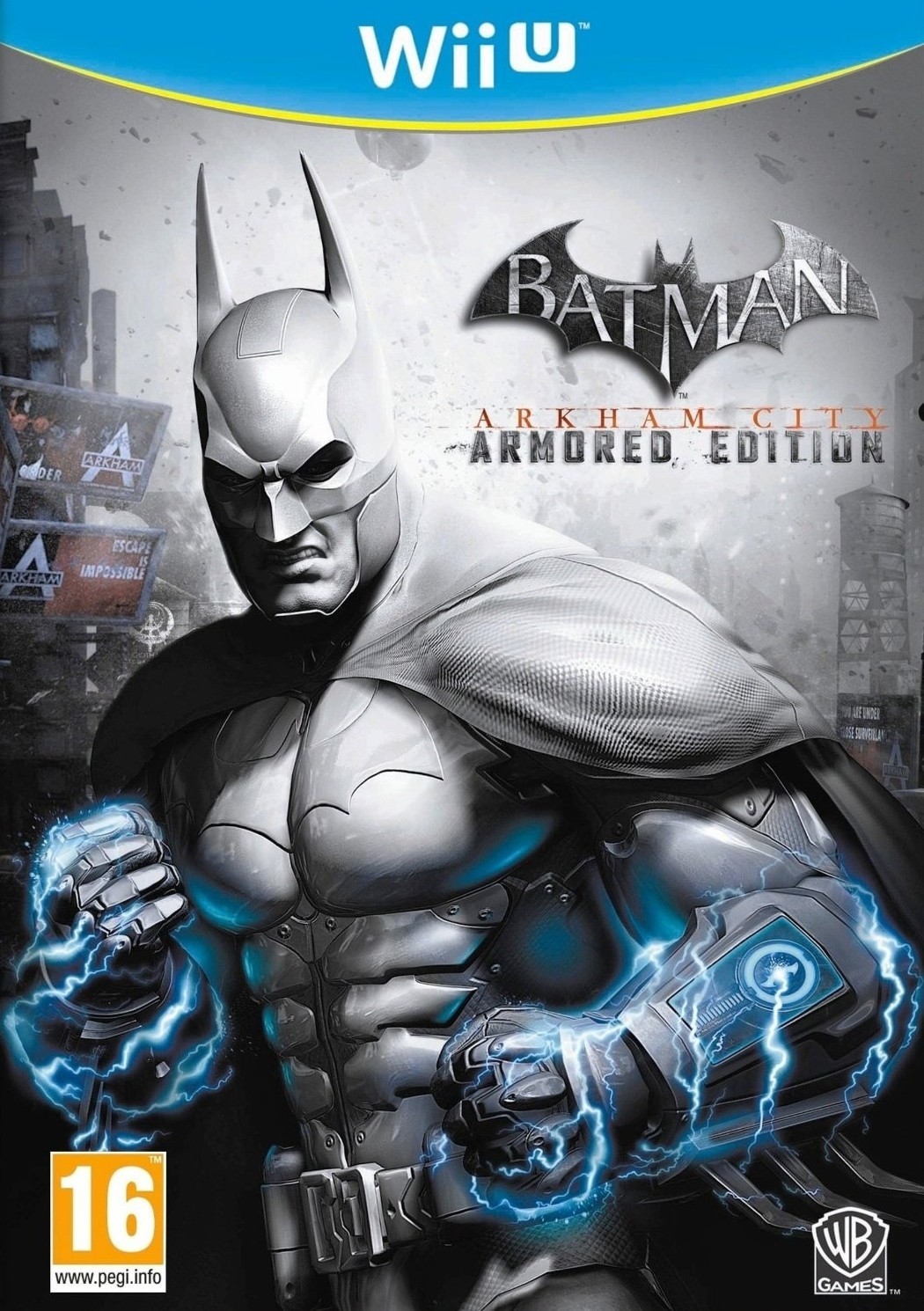 test batman arkham city sur wii u