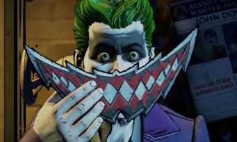 Batman The Enemy Within : le Joker dévoile sa double personnalité en vidéo