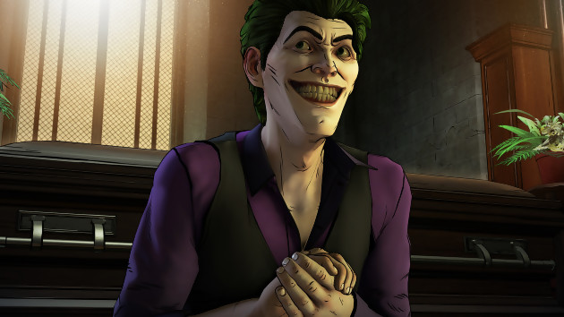 Batman The Telltale Game Series : The Ennemy Within