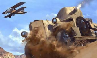 Battlefield 1 : un trailer pour les véhicules