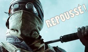 Battlefield 5 : mauvaise surprise, EA repousse la date de sortie !
