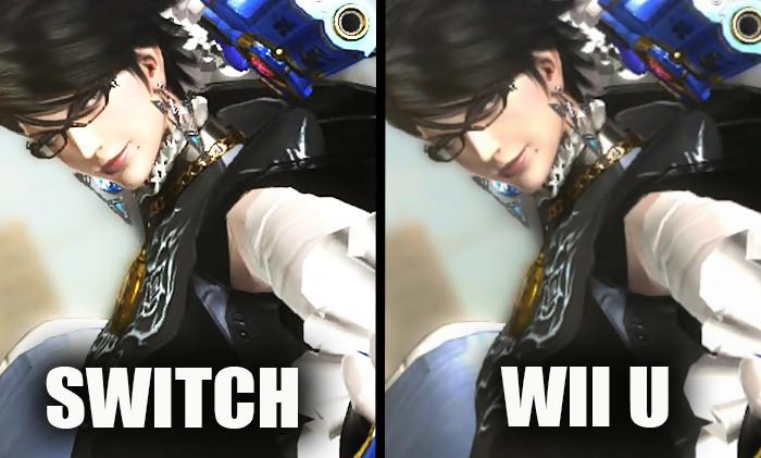 Bayonetta 2 : voici le comparatif Switch vs Wii U par Digital Foundry