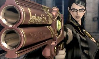 Test Bayonetta sur Wii U