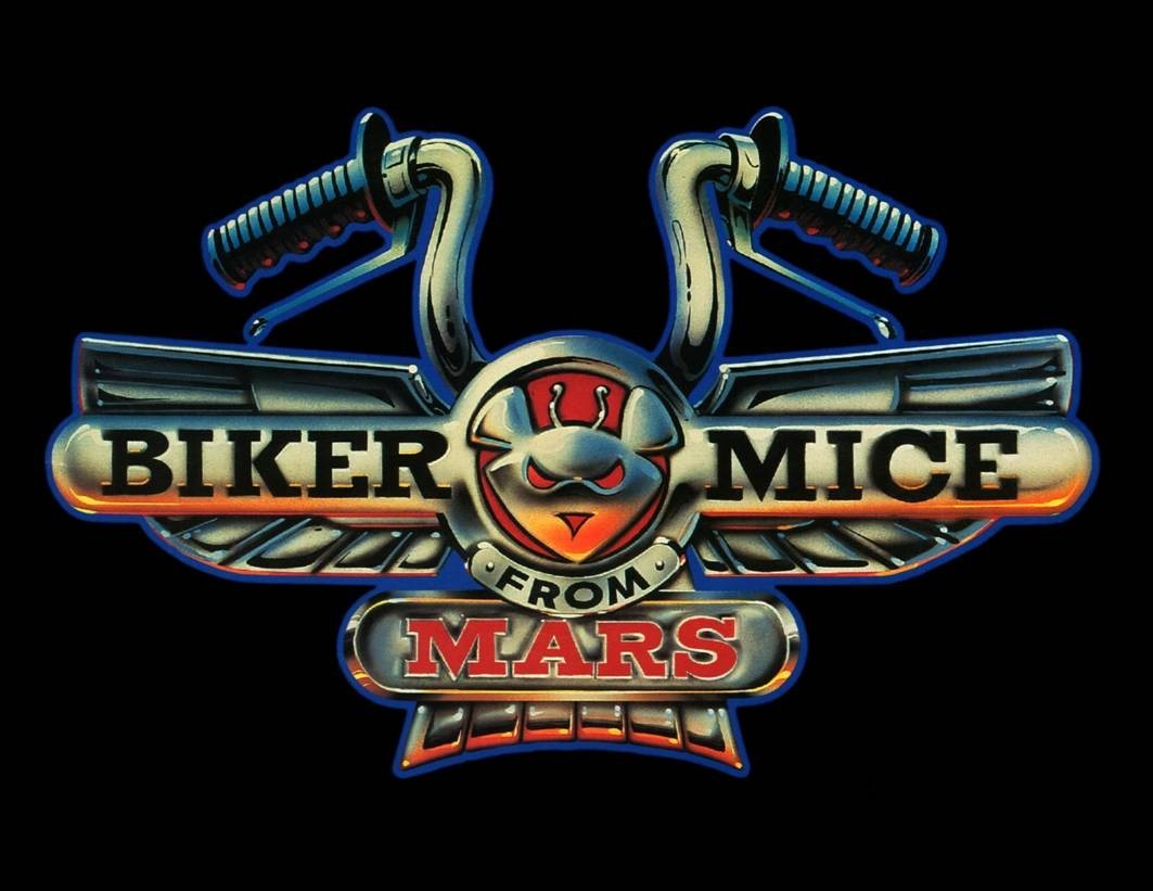 biker mice from mars grease pit - photo #37