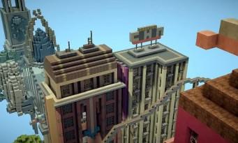 BioShock Infinite : Columbia dans Minecraft