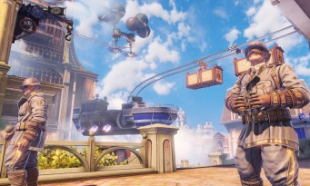 Test BioShock Infinite sur PS3