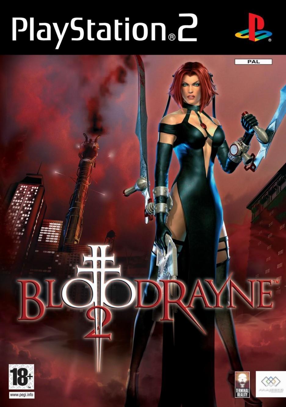 bloodrayne 2 komplettlösung