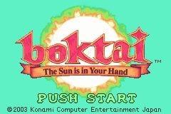 Test boktai - Richard cocciante j ai attrape un coup de soleil ...