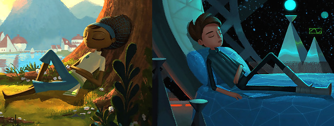 Test Broken Age sur PC