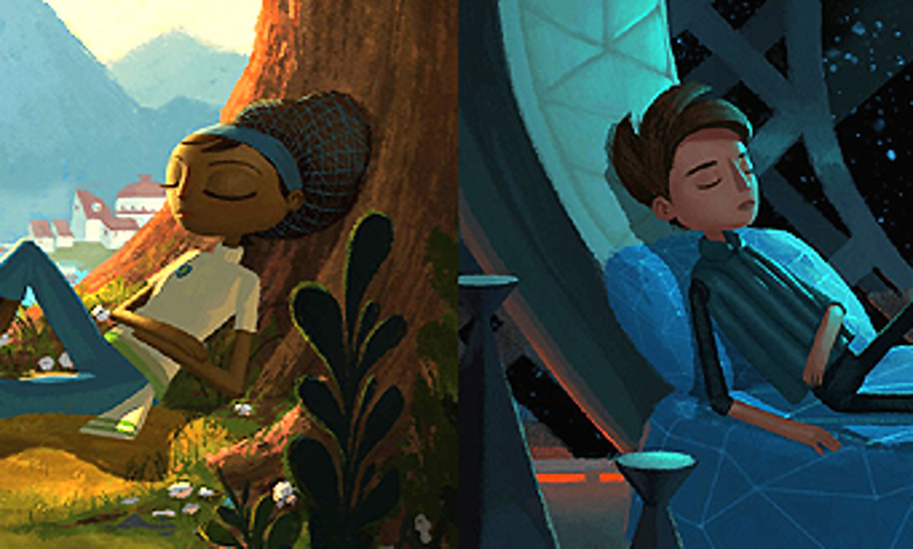 broken age la date de sortie sur ps4. Black Bedroom Furniture Sets. Home Design Ideas