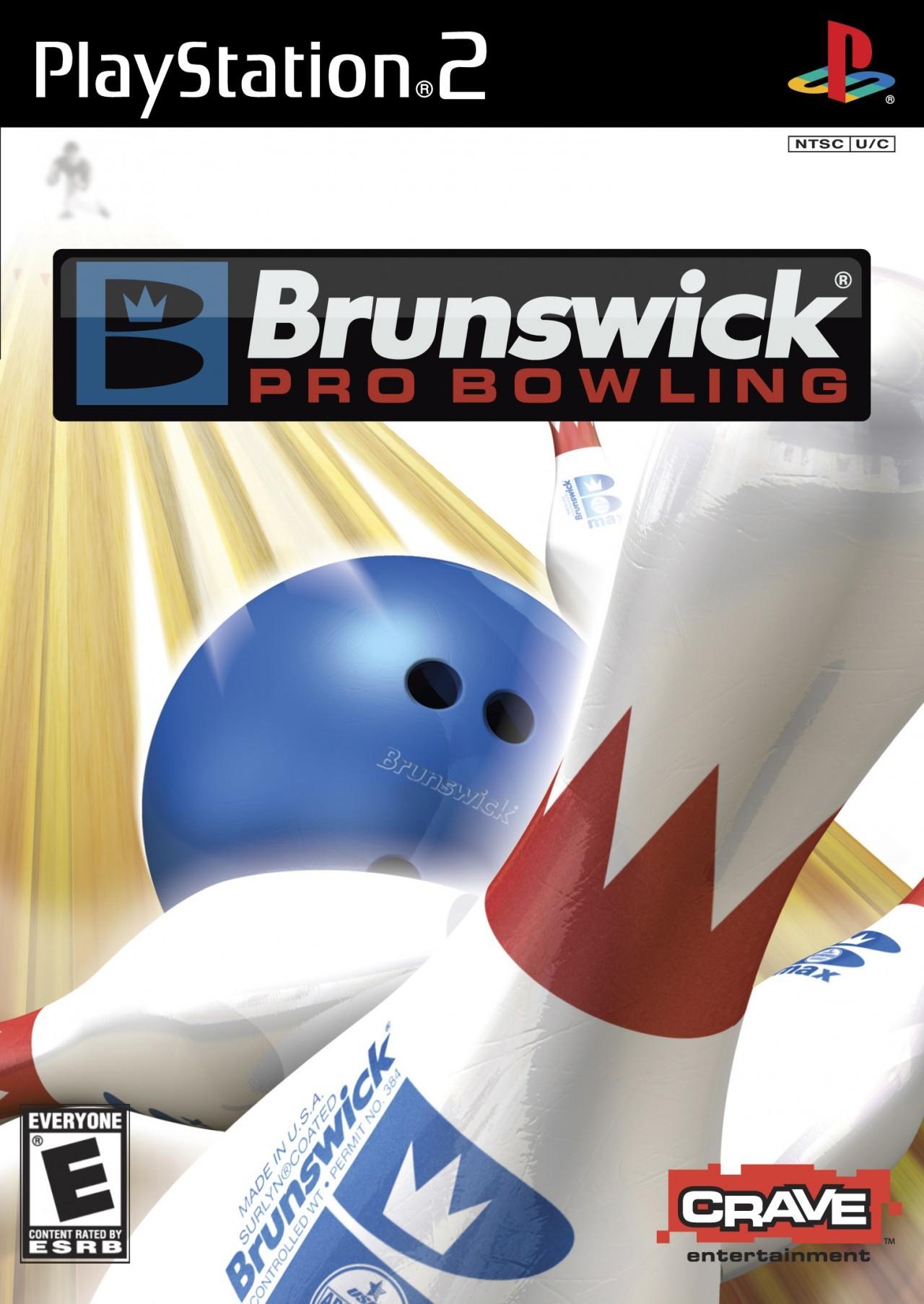jaquettes brunswick pro bowling. Black Bedroom Furniture Sets. Home Design Ideas