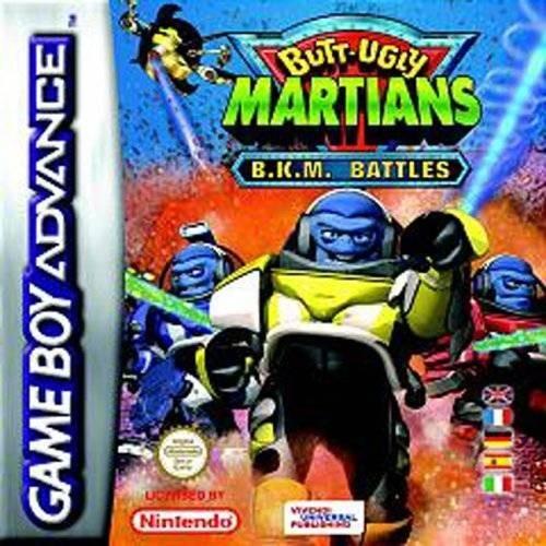 Butt Ugly Martians Bkm 110