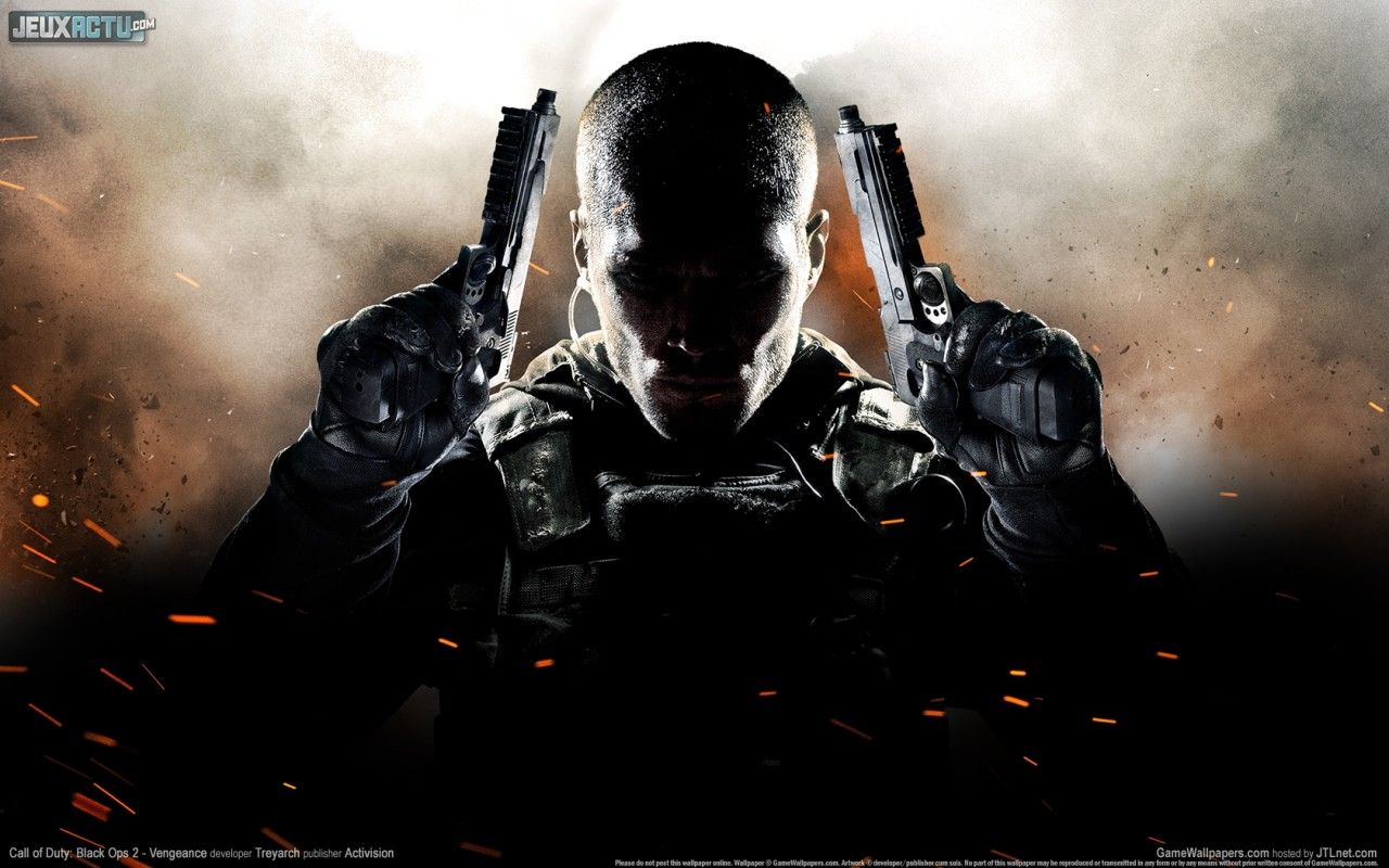 Artworks Call of Duty Black Ops 2