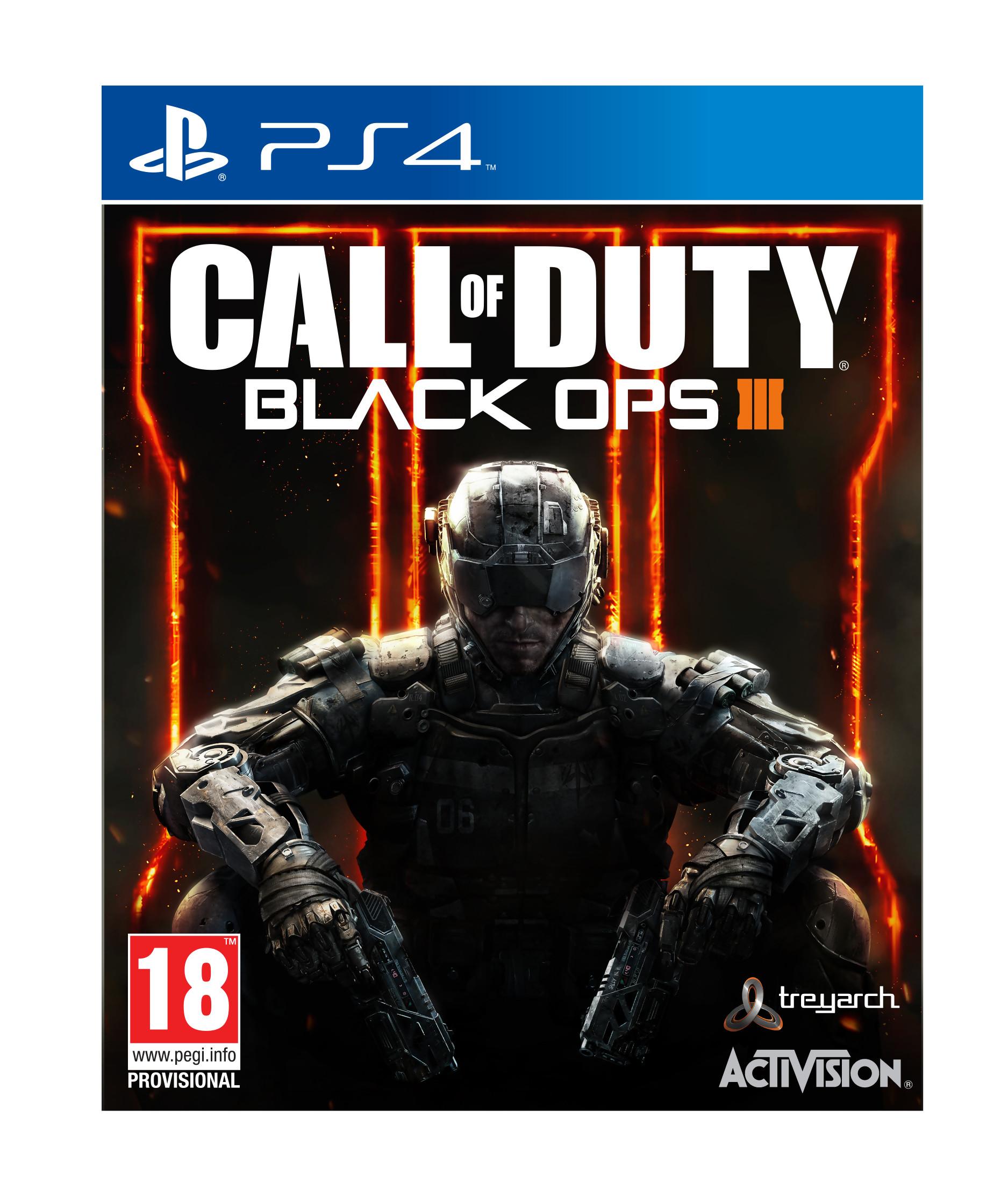 Livraison gratuite dès 25 € d'achat. Commandez Call of Duty Black Ops 3 PS4 Playstation 4 sur Fnac.com et cumulez des chèques cadeaux !