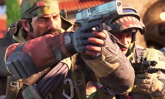 Call of Duty Black Ops 4 : trailer de gameplay du mode Battle Royale