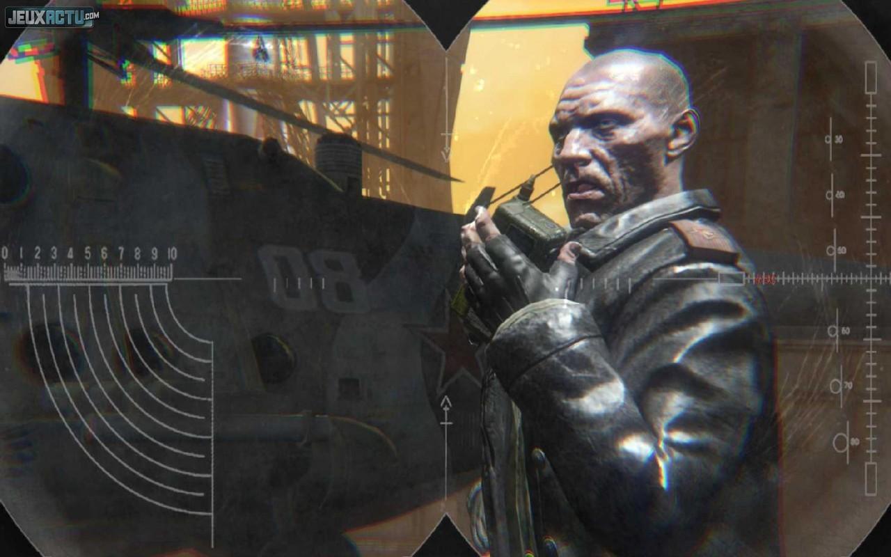 Toutes les images du jeu Call of Duty : Black Ops