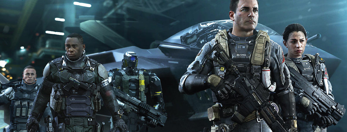 Test Call of Duty Infinite Warfare sur PS4 et Xbox One