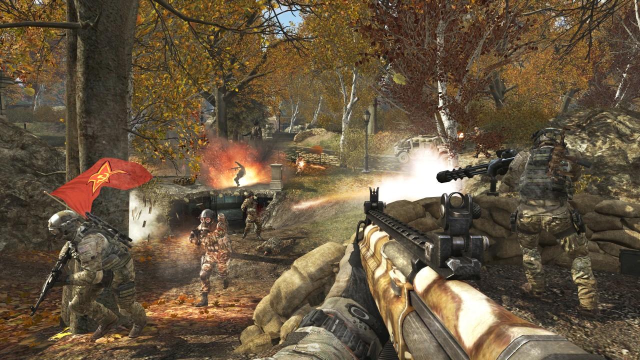 Toutes les images du jeu Call of Duty : Modern Warfare 3