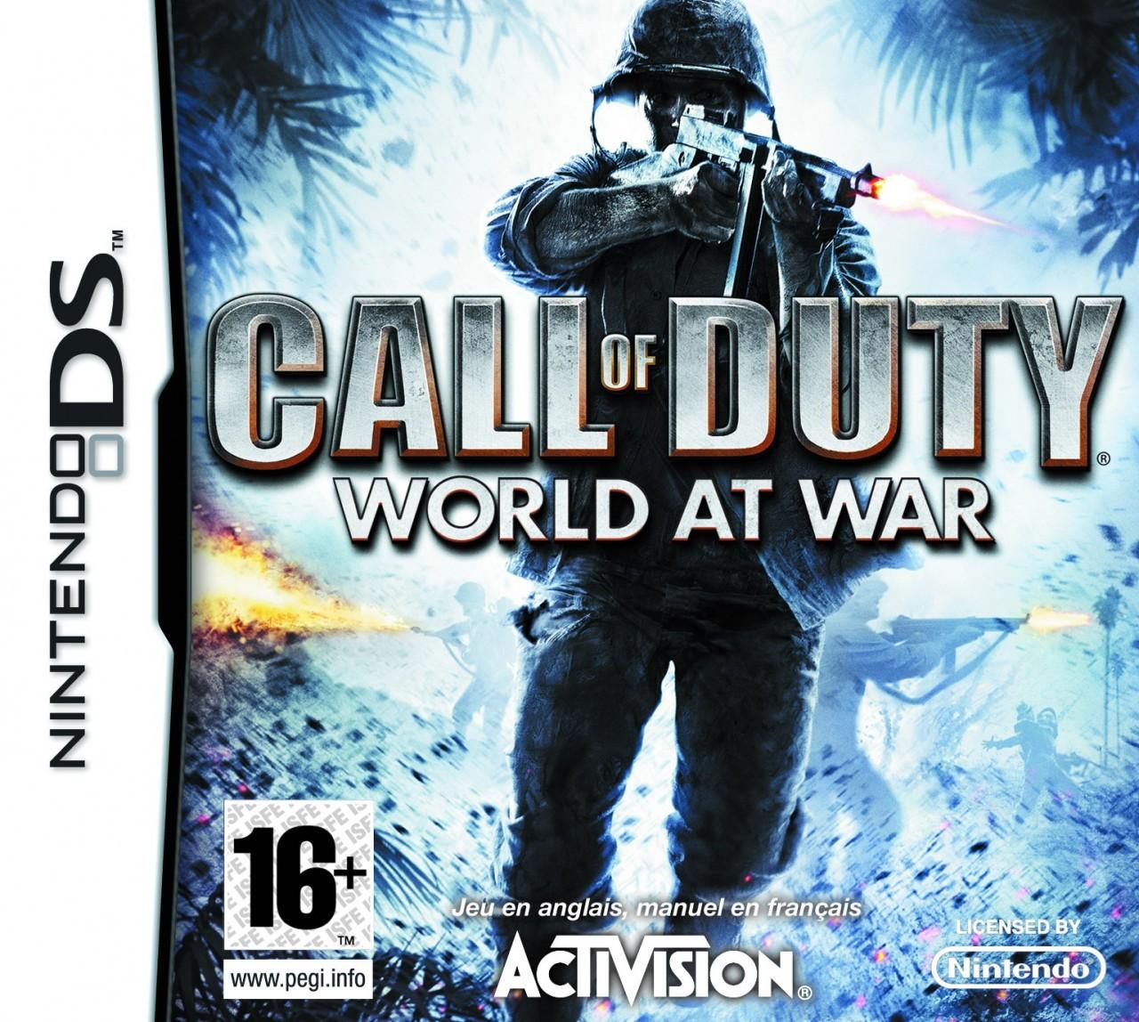 Call of Duty : World at War - Nazi Zombie Trailer