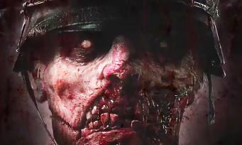 Call of Duty WW2 : trailer officiel non fuité du mode Zombies