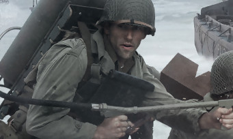 Call of Duty WW2 : Sledgehammer voulait faire un autre Call of futuriste