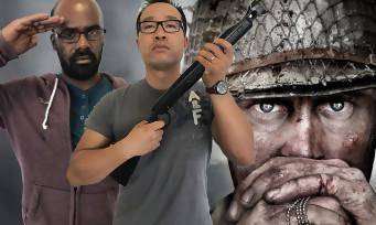 Call of Duty WW2 : on a vu 30 min de gameplay, notre vidéo reportage