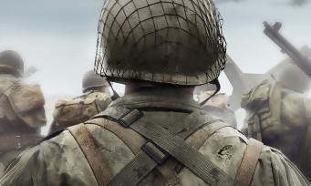 E3 2017 : gameplay trailer de Call of Duty WWII et informations sur le multi