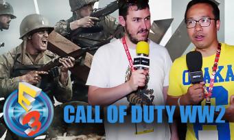 Call of Duty WW2 : on a revu du solo, joué au multi et ça va être épique