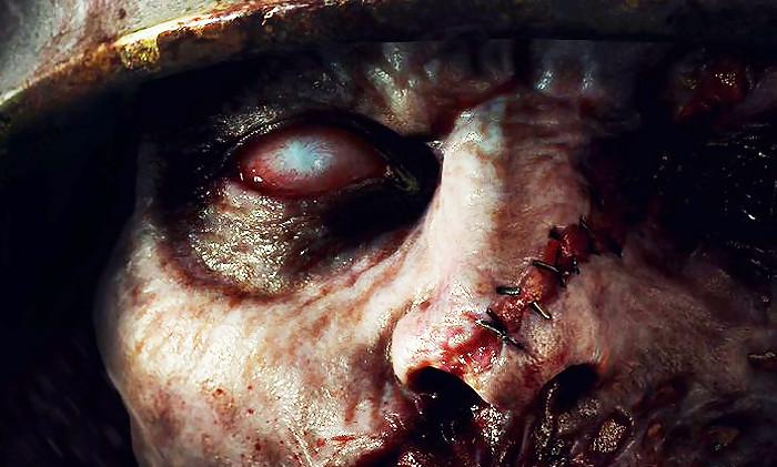 Call of Duty WW2 : une nouvelle image bien crade pour la campagne Zombies