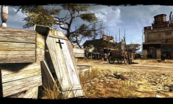 Test Call of Juarez Gunslinger sur PS3
