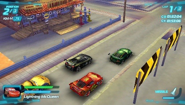 images psp cars 2 le jeu vid o. Black Bedroom Furniture Sets. Home Design Ideas
