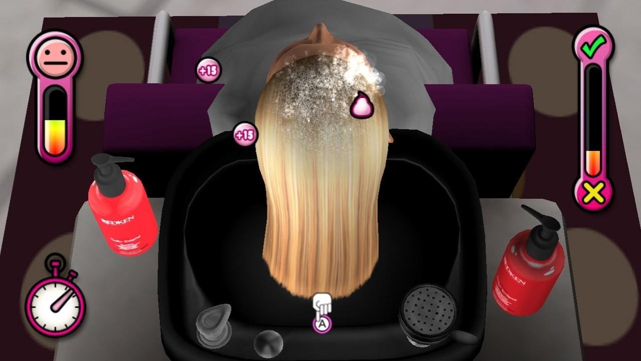 Jeux de coupe de cheveux