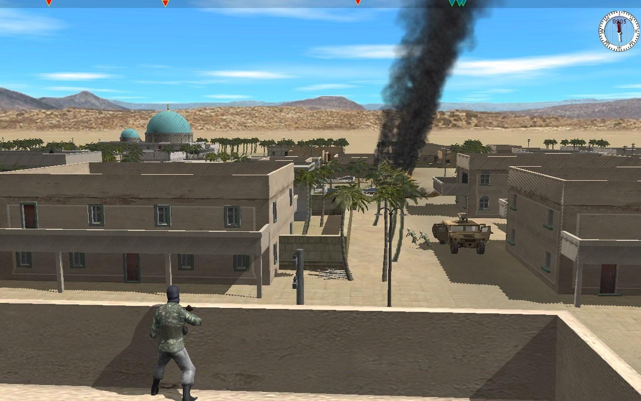 Voir toutes les images de Combat Mission : Shock Force