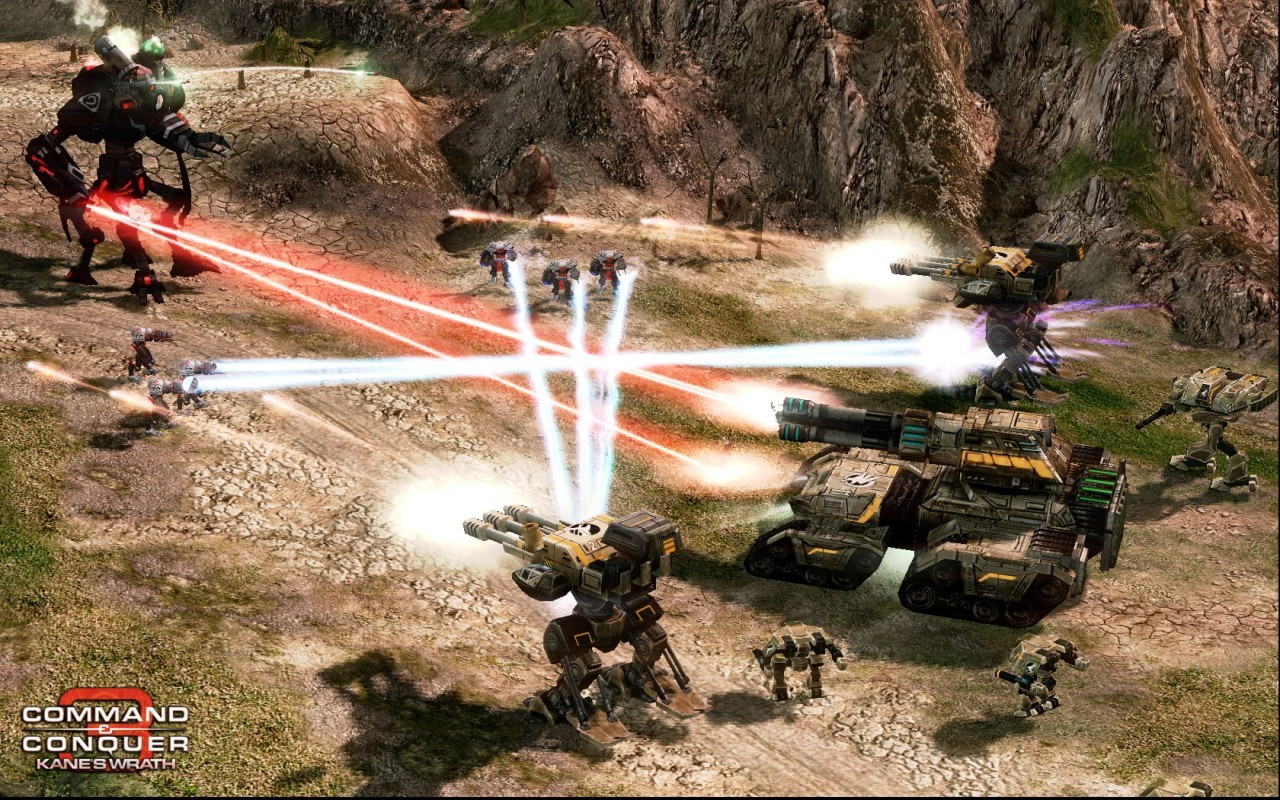 Command & Conquer 3 - Kane's Wrath + Tiberium Wars