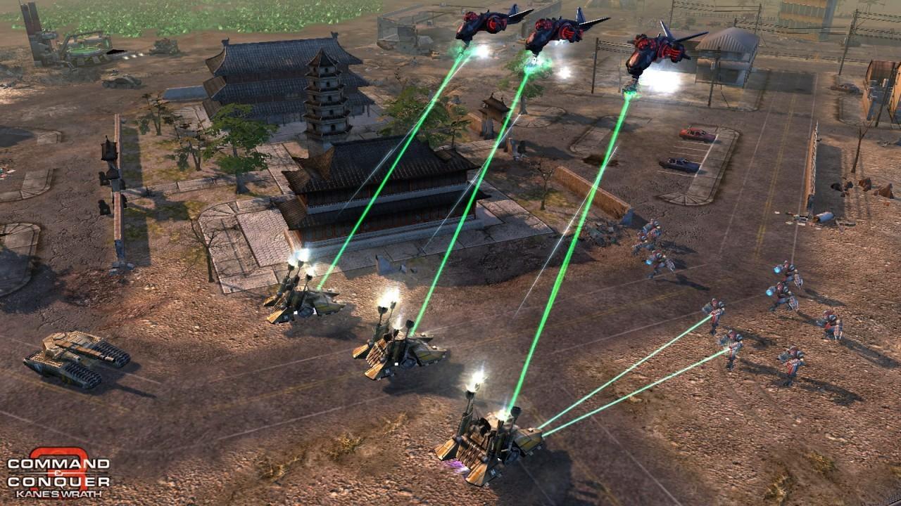 Command and conquer 3 la fureur de kane patch
