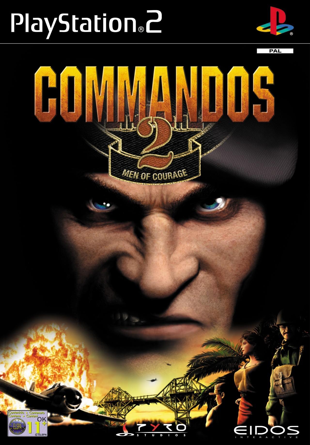 Astuces Commandos 2 : Men of Courage