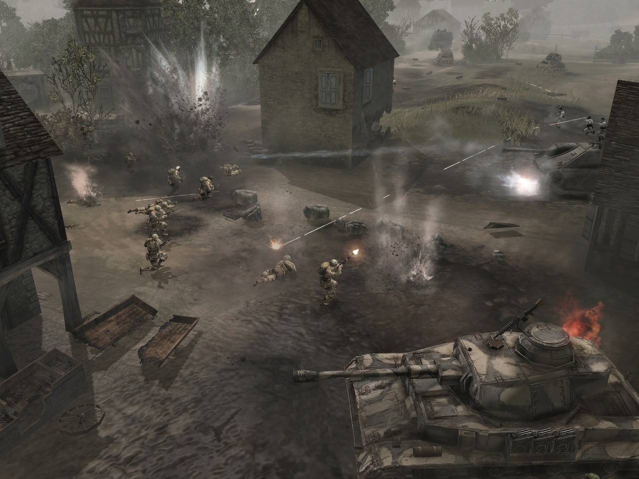 Company Of Heroes Tales Of Valor No Cd Crack Download