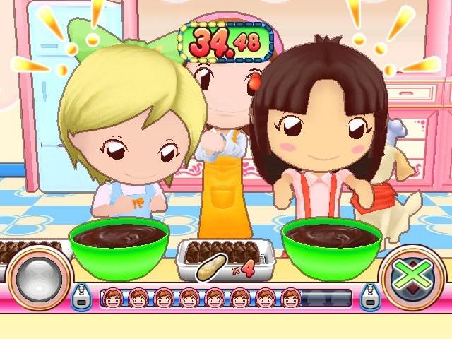 Test cooking mama 2 tous table - Jeu de cuisine cooking mama ...