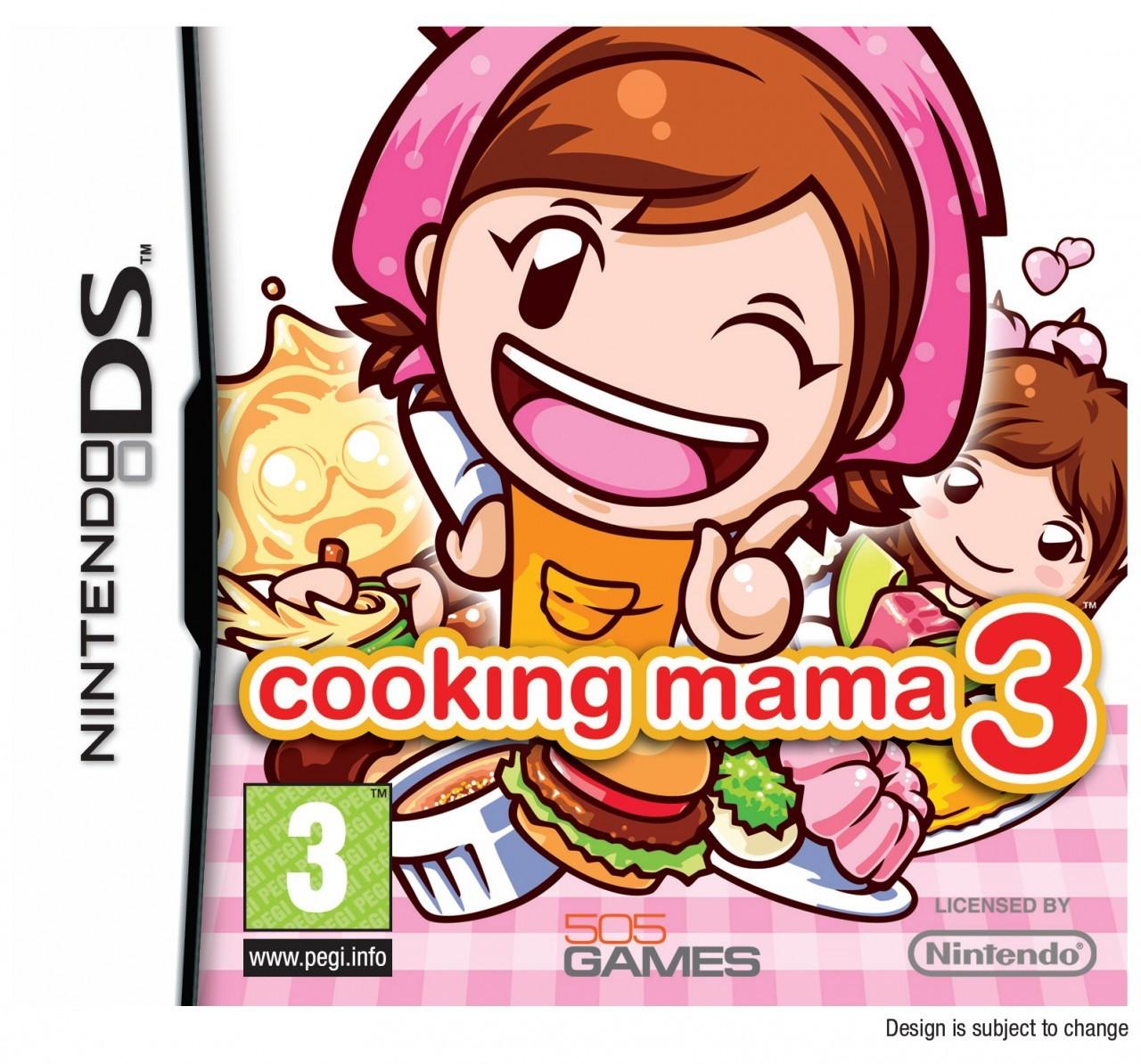 cooking mama mama